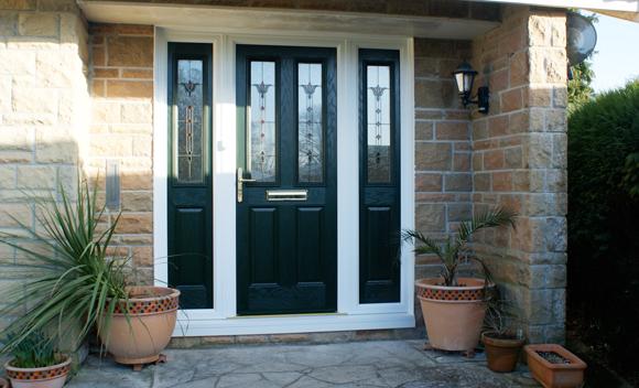 Composite Doors & Composite Doors - Norfolk Windows and Conservatories