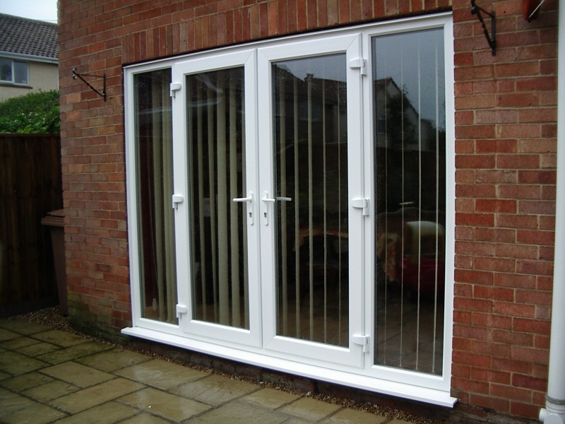 French doors norfolk windows and conservatories for French doors both open