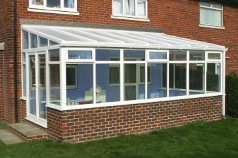 Garden room norfolk windows and conservatories for Upvc garden room