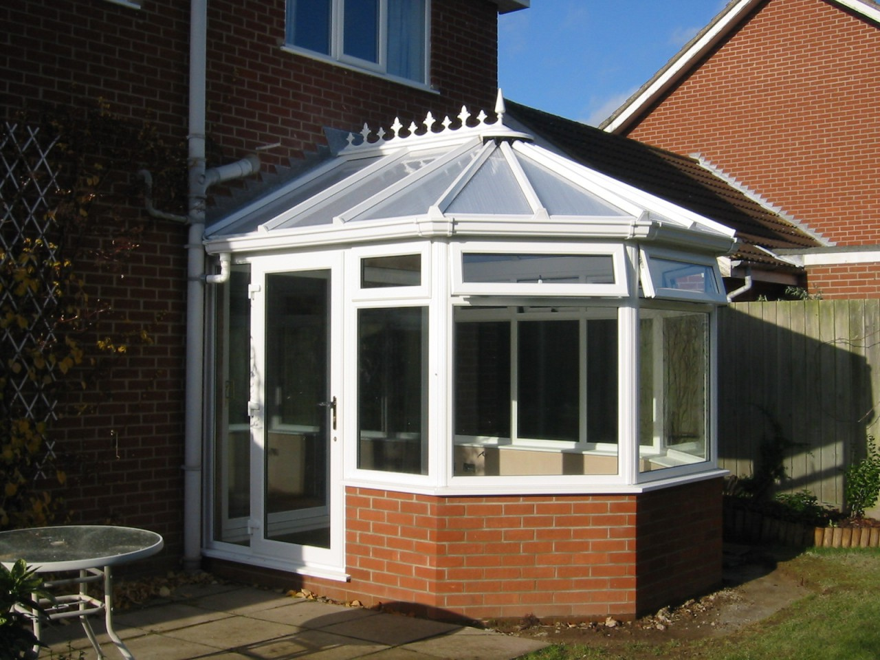 Georgian Conservatory Norfolk Windows And Conservatories