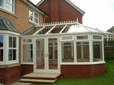 Victorian Conservatory Norfolk Windows And Conservatories