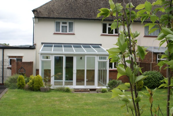 Garden room norfolk windows and conservatories for Garden room lean to