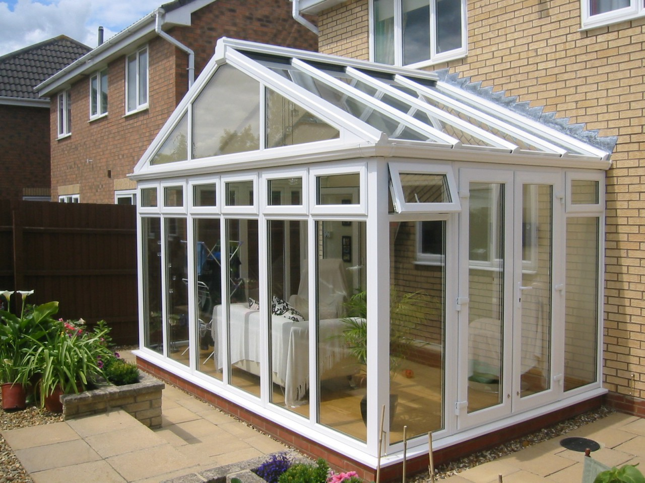 Edwardian Conservatory Norfolk Windows And Conservatories